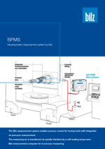 Bilz BPMS Pneumatic Measurement System